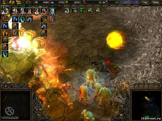 скриншот к игре spellforce 2: shadow wars