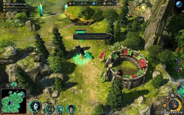 скриншот к игре меч и магия. герои 6