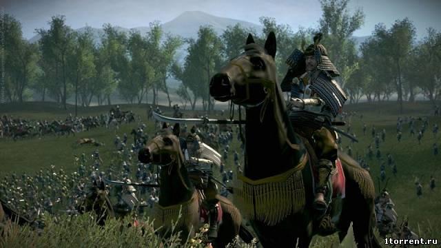 скриншот к игре total war: shogun 2 - закат самураев