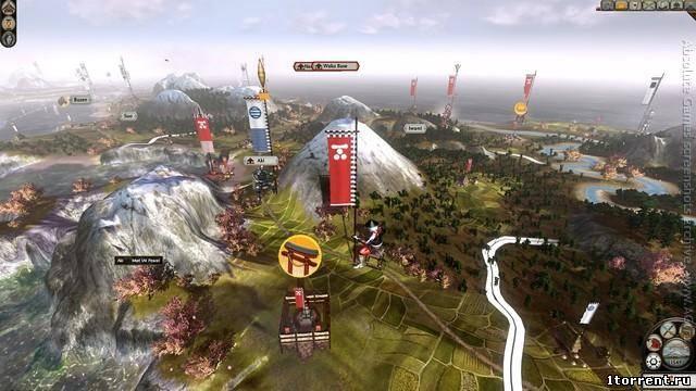 скриншот к игре shogun 2: total war