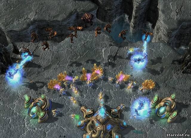 скриншот к игре starcraft 2 v.1.4.2