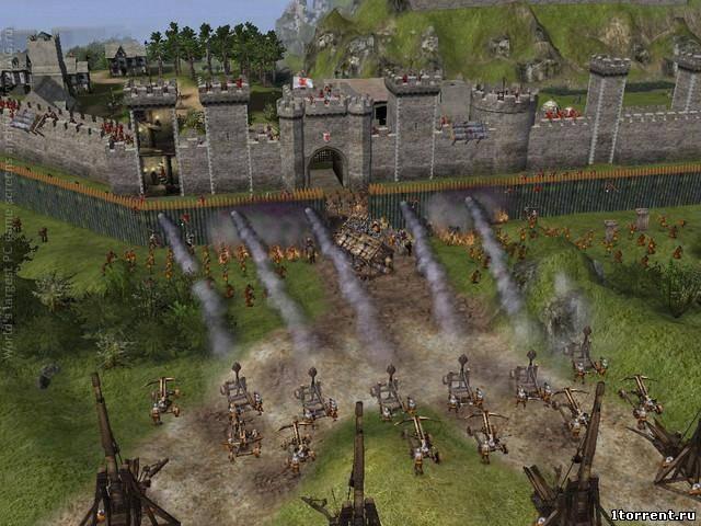 скриншот к игре stronghold 2 v.1.4.1 (рабочий мультиплеер)