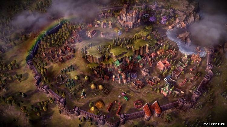 скриншот к игре эадор: владыки миров
