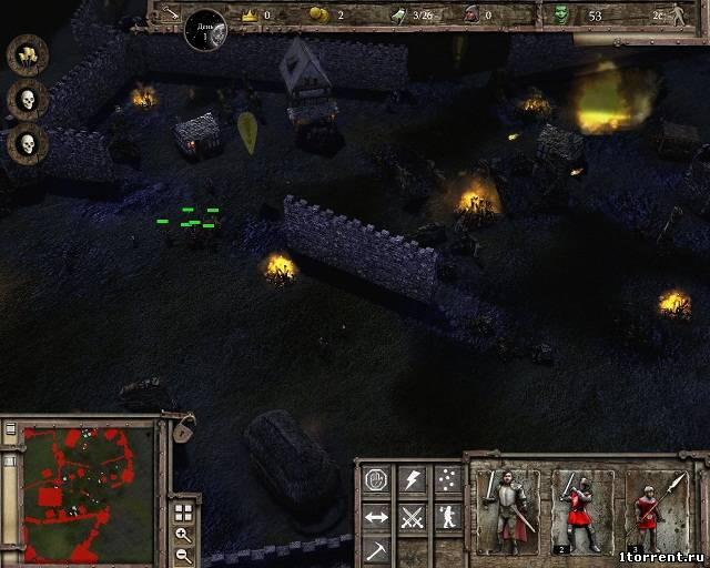 скриншот к игре stronghold 3 v.1.4.24706