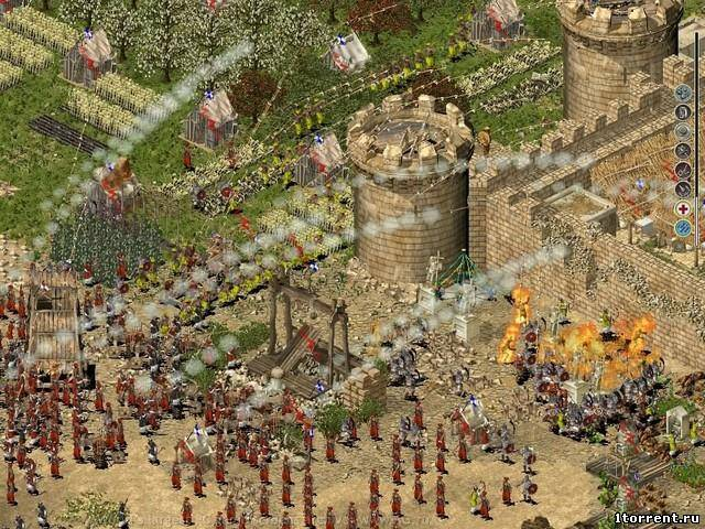 скриншот к игре stronghold crusader extreme