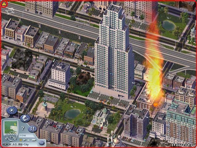 скриншот к игре simcity 4 - deluxe edition