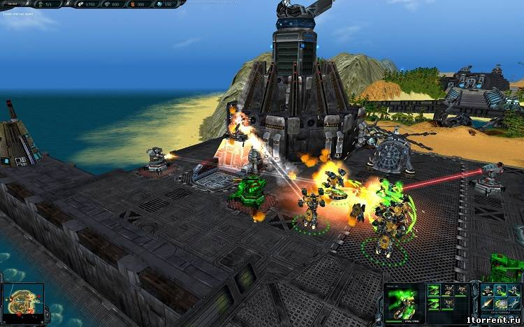 скриншот к игре космические рейнджеры hd: революция