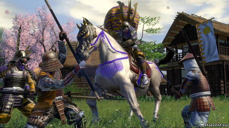 скриншот к игре total war: shogun 2 (demo)