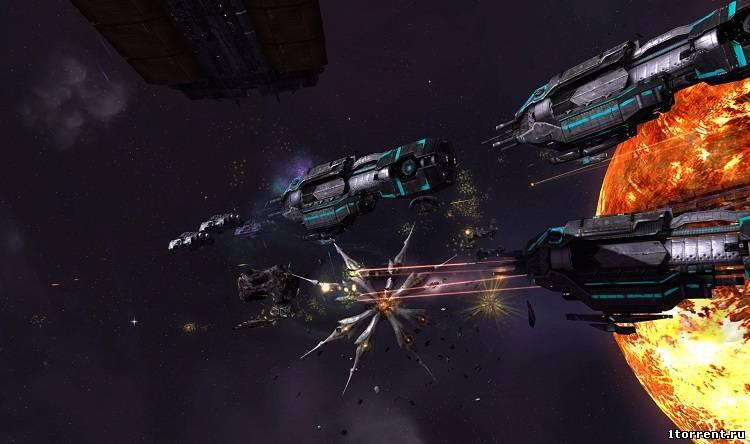 скриншот к игре sins of a solar empire: rebellion v.1.80.4976 +2 dlc