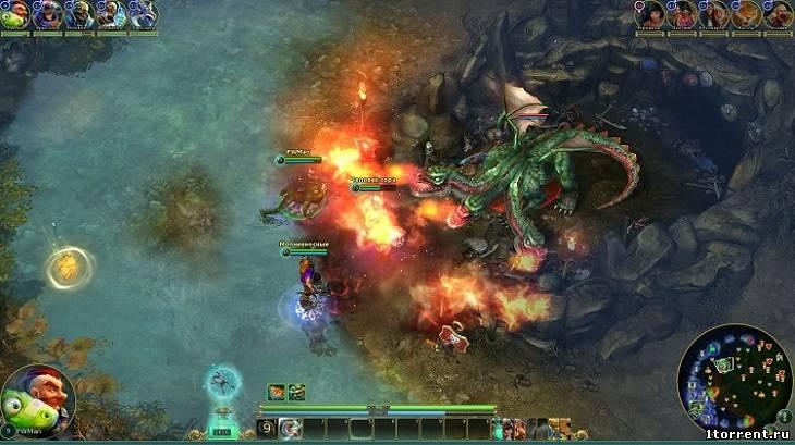 скриншот к игре рrime world v. 9.11.0