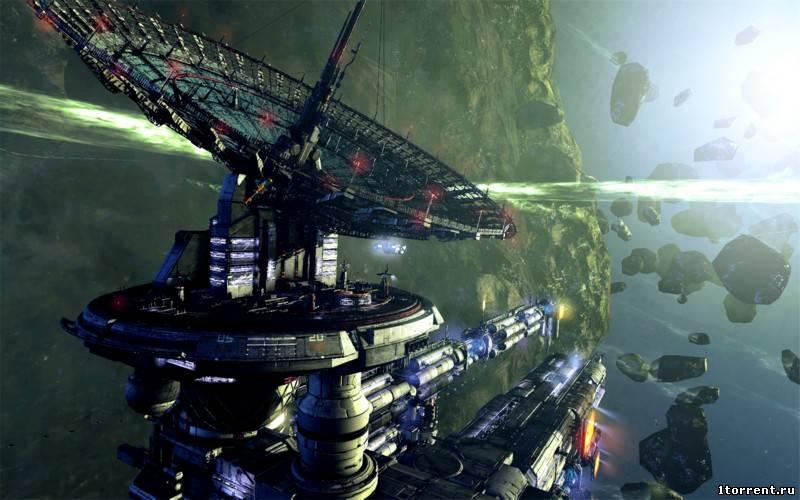 скриншот к игре x rebirth