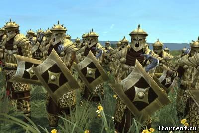 скриншот к игре third age: total war