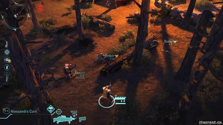 скриншот к игре xcom: enemy unknown