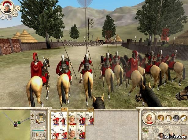 скриншот к игре rome: total war - gold edition