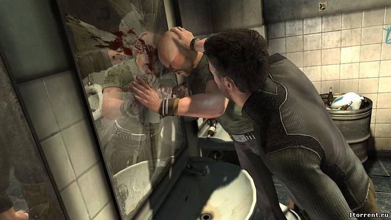 Tom clancy's splinter cell: double agent (2007) pc | repack от.