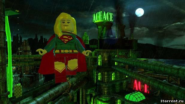 скриншот к игре lego batman 2 : dc super heroes