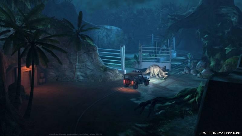 скриншот к игре jurassic park: the game