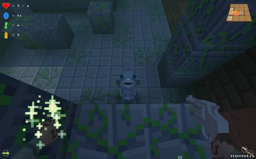 скриншот к игре eldritch