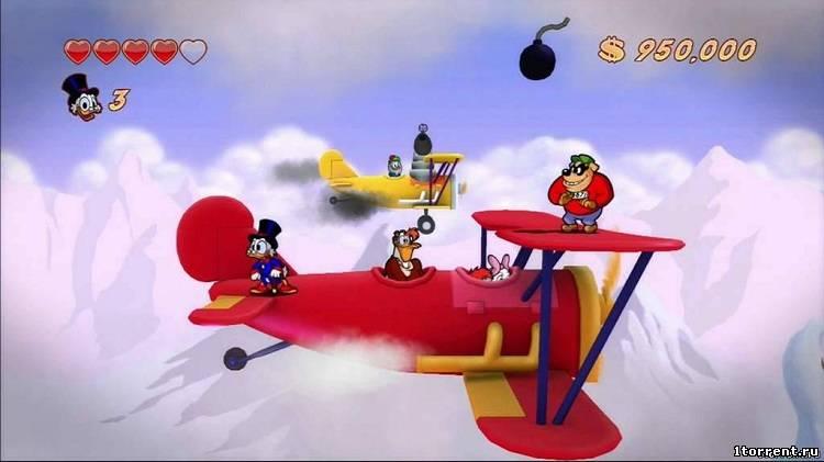 скриншот к игре ducktales: remastered v.1.04