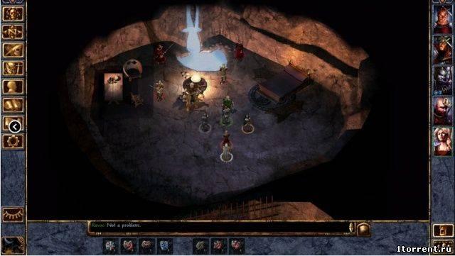 скриншот к игре baldur's gate 2: enhanced edition