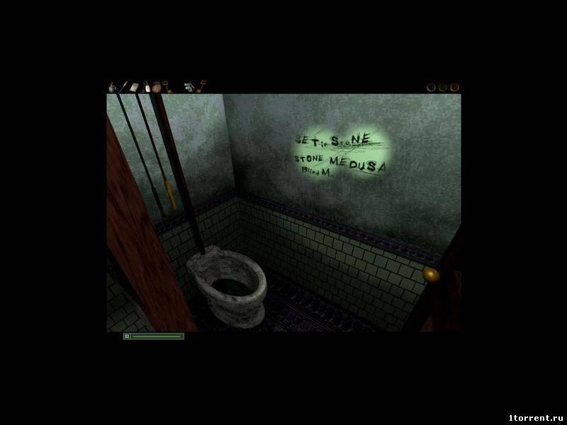 скриншот к игре dark fall: the journal