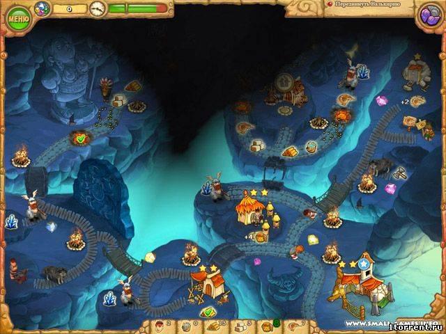 скриншот к игре island tribe 5