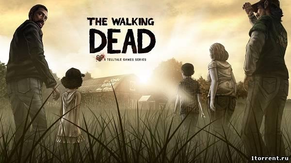 скриншот к игре the walking dead (episode 1-5)