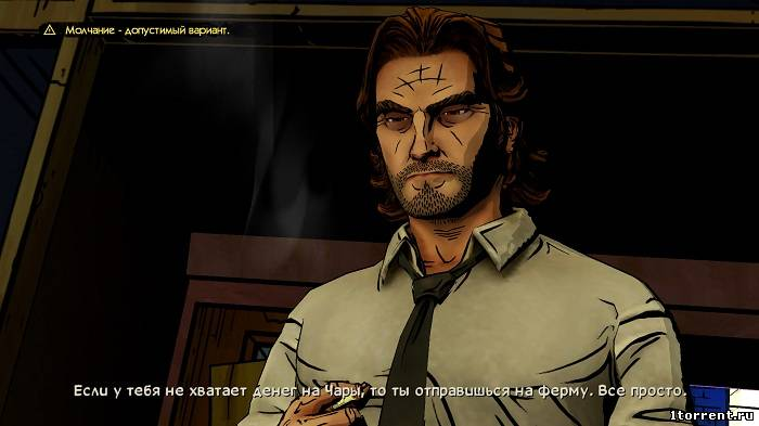 скриншот к игре the wolf among us - episode 1