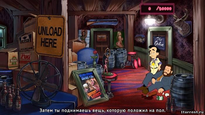 скриншот к игре leisure suit larry: reloaded