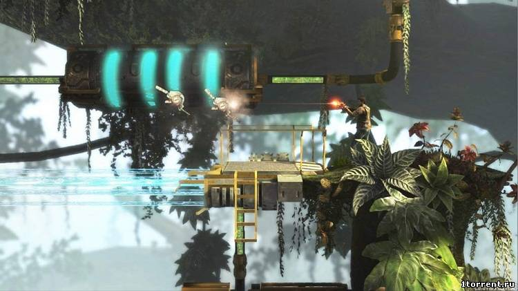 скриншот к игре flashback [v1.2.1476]