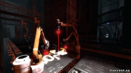 скриншот к игре portal 2 + dlc