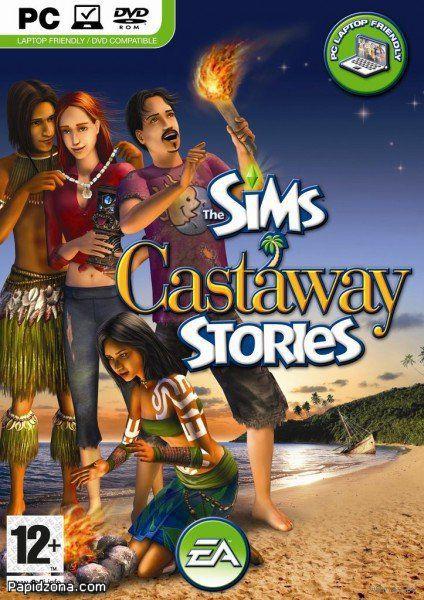 Sims Истории Робинзонов скачать торрент
